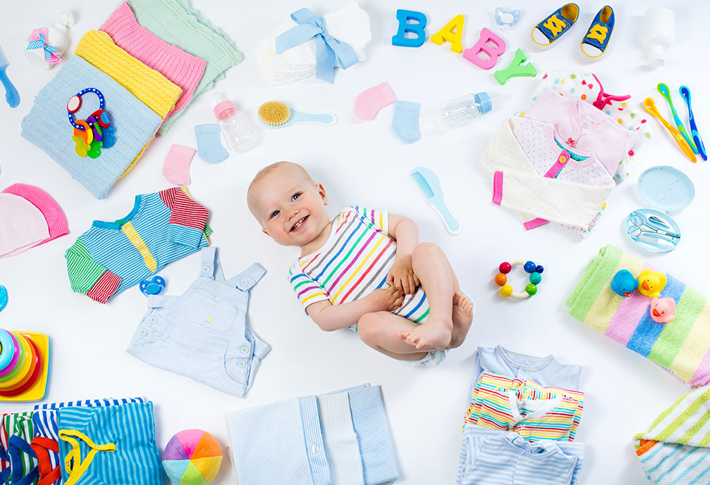 6 Essential things for your Newborn Baby 1
