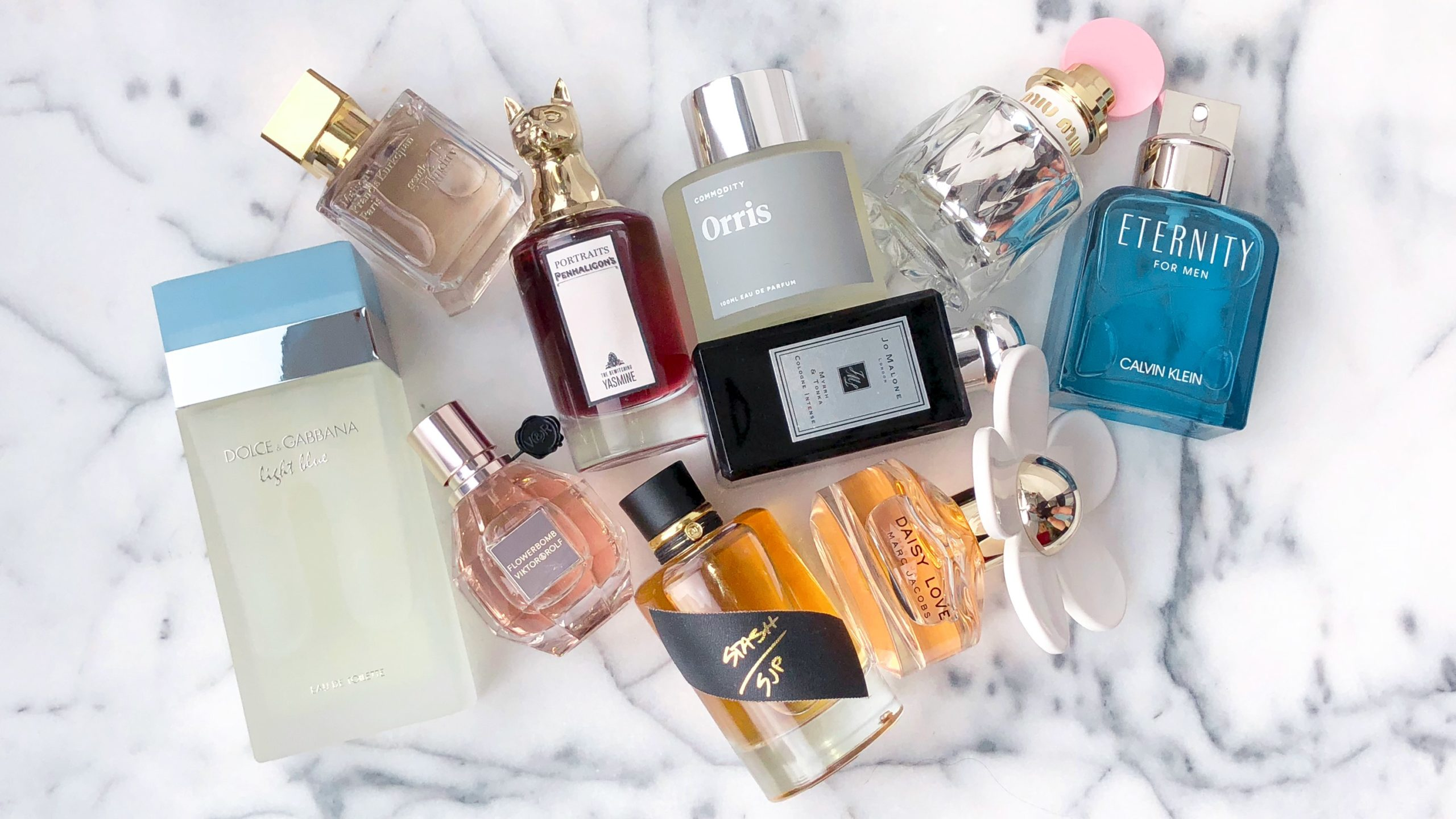 12 Best Long-lasting Perfumes For Women 2020 1