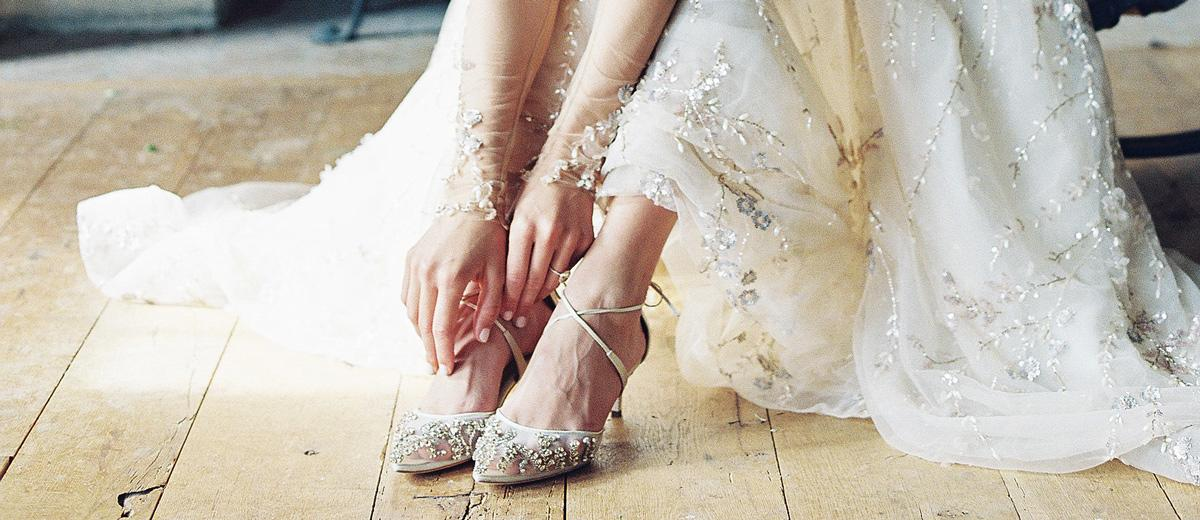 10 Most Popular 2020 Wedding Shoe Trends For Bride 5